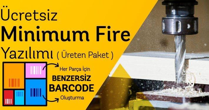 Minimum Fire Yazılımı