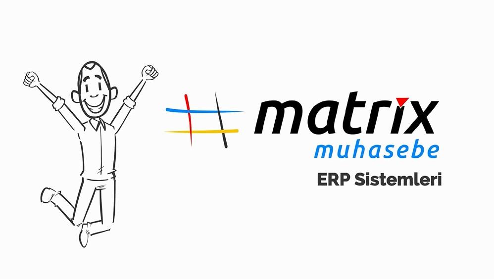 Matrix Muhasebe Programı ERP